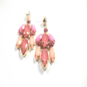 New Item Resin Chandelier Fashion Jewelry Earring pictures & photos