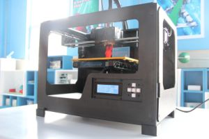 Desktop Cube 3D Phrototype Printer pictures & photos