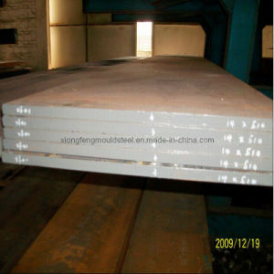 Cold Work Steel Flat O1/1.2510