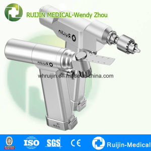 ND-2011 Wuhu Ruijin Advanced Orthopaedic Cannulated Drill pictures & photos