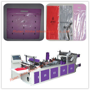 Umbrella Non Woven PP Zip Lock Bag Making Machinery (XKLL-600)