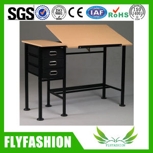 Metal Frame Folding Kid Drawing Table Design (CT-43) pictures & photos