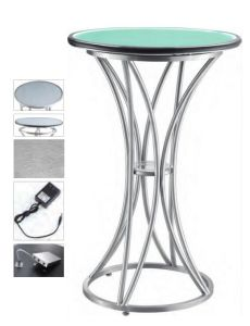 LED Stainless Steel Buffet Table (DE39) pictures & photos