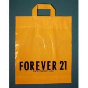 Custom Printed Plastic Shopping Plastic Bags pictures & photos