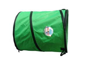 PVC Backed Polyseter Pop up Garden Waste Bag pictures & photos