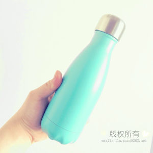 Stainless Steel Swell Water Bottle Vacuum Bottle Vacuum Flask pictures & photos