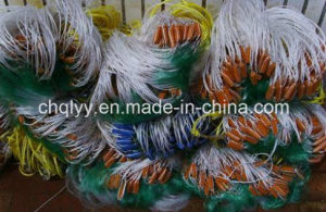 Custemized Completed Fishing Nets with Floats and Sinkers pictures & photos