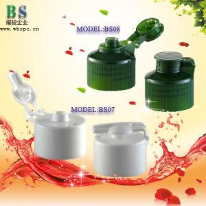 24/410 Plastic Flip Top Cap for Shampoo pictures & photos