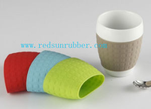 Molded Wearproof Cylinder Silicone Rubber Sleeve pictures & photos