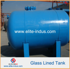 Glass Lined Storage Tank (vertical type) pictures & photos