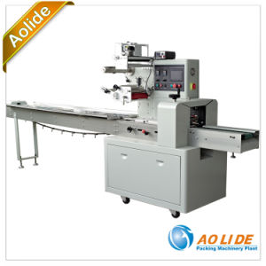 Automatic Packing Machine Ald-250d Flow Wrapper at Foshan pictures & photos