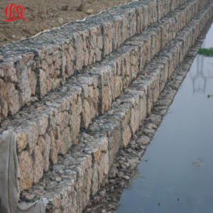 Gabion Mesh Used for Slope Protection Engineering pictures & photos