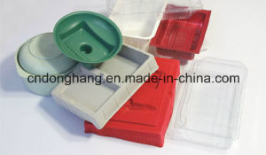 Pet Biscuit Tray Vacuum Forming Machine pictures & photos