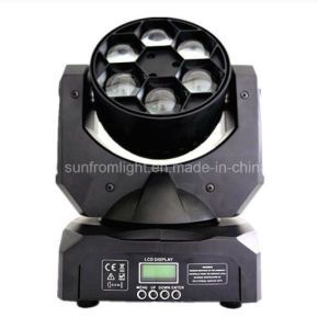 6*15W LED Zoom Moving Head pictures & photos
