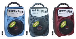 Mini Portable Battery Speaker Q2 pictures & photos