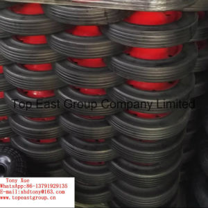Good Quality Wheel of Rubber with 300-8 400-8 pictures & photos