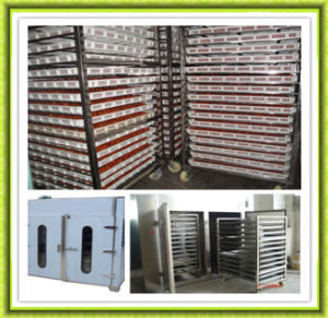 Stainless Steel Herb Drying Machine pictures & photos