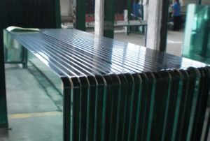 15mm Clear Float Glass Edge Polishing pictures & photos