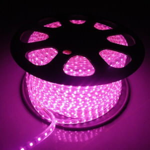 Triple Die 60LEDs Light 10-12lm/LED Flexible LED Strip (G-5050-30-220V-3-1012) pictures & photos