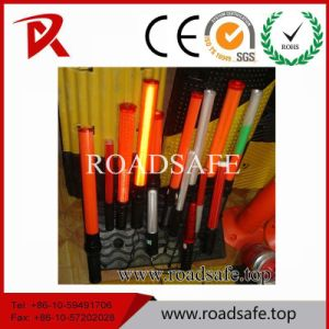 Roadsafe Traffic Police Signal Rechargeable Traffic Safety Baton Torch pictures & photos