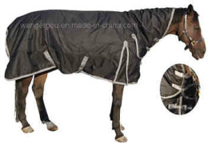 1200d Poly Ribstop Turnout Combo/Horse Combo (CB-N7) pictures & photos