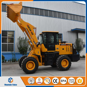 Small Wheel Loader with Various Accessories (2 ton loader) pictures & photos