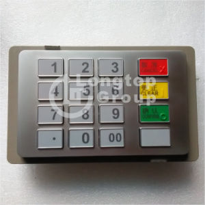 Nautilus Hyosung ATM Parts 5600 EPP Keyboard (7128080008) pictures & photos