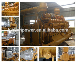 500kw Coal Gas Generator Set with Ce, ISO pictures & photos