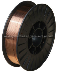 CO2 Gas Shielded MIG Mag Welding Wire (AWS A5.18 ER70S-6)