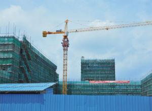6ton Qtz80 (TC5014) Max Load Construction Tower Crane pictures & photos