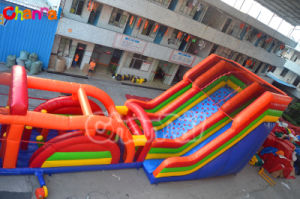 Inflatable Obstacle/Cheap Inflatable Obstacle for Sale Chob323 pictures & photos