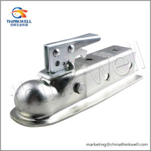 High Quality Forged Trailer Hitch Ball Coupler for Racing pictures & photos
