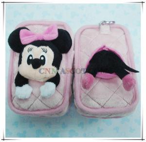 Minnie Mouse Cartoon Bag Plush Toy Good Sale