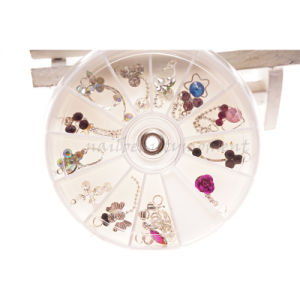 Nail Dangles Manicure Wheel Decoration Art Nail Products (M19)