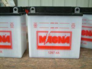 12n7-4A Motorcycle Lead Acid Battery