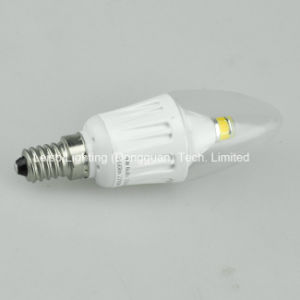 25W Replacement Halogen by CREE Chips Scob LED Candle Lamp pictures & photos