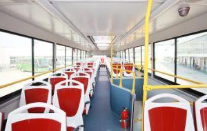Large Size City Bus, Double Deak (2 floor) , 12m pictures & photos