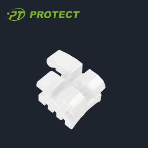 Easy Bonding and Debonding Ceramic Bracket