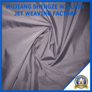 PU Waterproof Breathable Strong Nylon Jacket Fabric pictures & photos