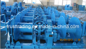 Marine Hydraulic Electric Combined Windlass pictures & photos