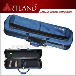 Hard Oblong Violin Case (SVC418) pictures & photos
