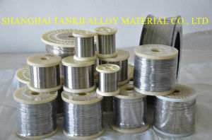Soft Magnetic Alloys Wire 1J85 / FeNi 85 / Ni80Mo5 pictures & photos