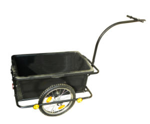 High Capacity Bicycle Garden Yard Trailer pictures & photos