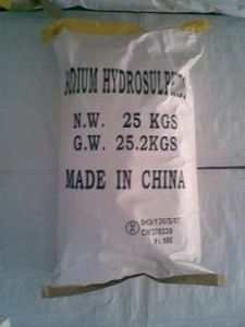 Professional Supplier Chemical Sodium Hydrosulfite pictures & photos