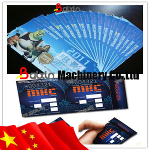 Cinema Ticket Printing Machine pictures & photos