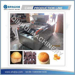 Complete Full Automatic Cake Processing Machine pictures & photos