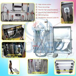 Mobile Dental Turbine Unit, Portable Dental Unit pictures & photos