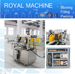 Double Side Automatic Sticker Labeling Machine pictures & photos