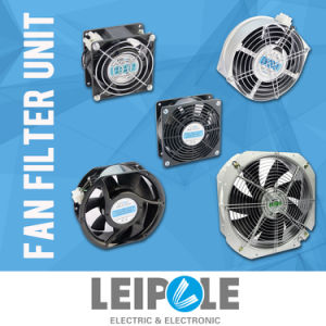 F2e-120b/S Panel Cabinet Fan Ventilation Axial Exhaust Fan Air Conditioner pictures & photos