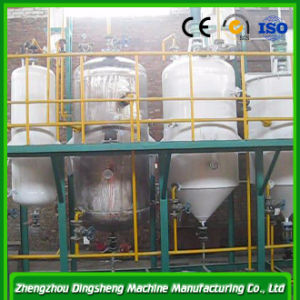 Turn-Key Basis Crude Sunflower Oil Refining Equipment pictures & photos